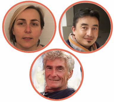 Sebastien Chan Tsin, Laetitia Chevaleyre,  Hugues Perinel