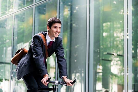 L'indemnité kilométrique vélo inciterait les agents à abandonner la voiture, selon le Cerema