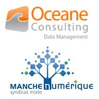 Logo Oceane Consulting et marché numérique