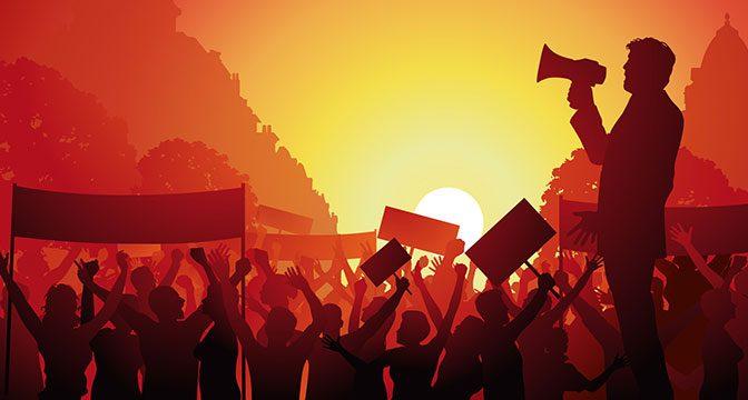 Le taux de grévistes dans la fonction publique en légère baisse par rapport à la précédente mobilisation