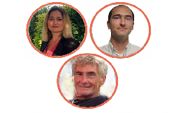 Fabienne CHARRIER, Stéphane BRISHOUAL et Hugues PERINEL