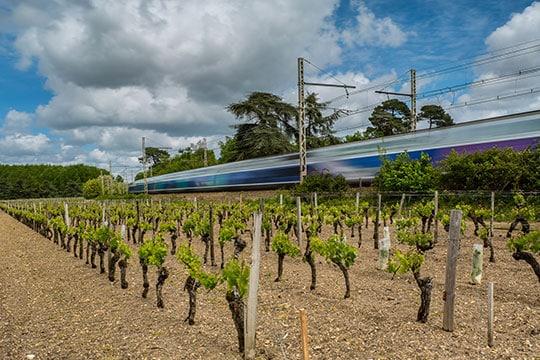 LGV au sud de Bordeaux : le Conseil d'État rejette des recours en annulation