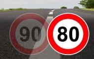 Vitesse : les Hautes-Alpes votent symboliquement le maintien des 90 km/h