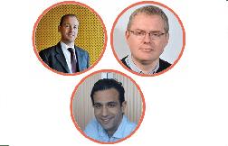 Jean-Christophe CAROULLE, Sébastien TAUPIAC et Jonathan GARCIA