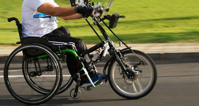 L'Île-de-France encourage la pratique sportive des personnes handicapées