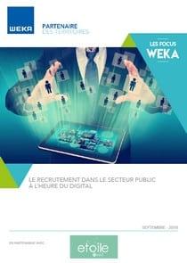 Le recrutement dans le secteur public à l'heure du digital