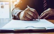 En l'absence de risques importants, le contrat relève du champ d'application de la réglementation des marchés publics