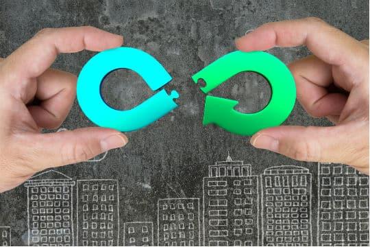 L'économie circulaire appliquée aux achats ou la nécessité d'arrêter de tourner en rond