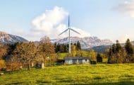 Les plus hautes éoliennes de France inaugurées dans le Jura