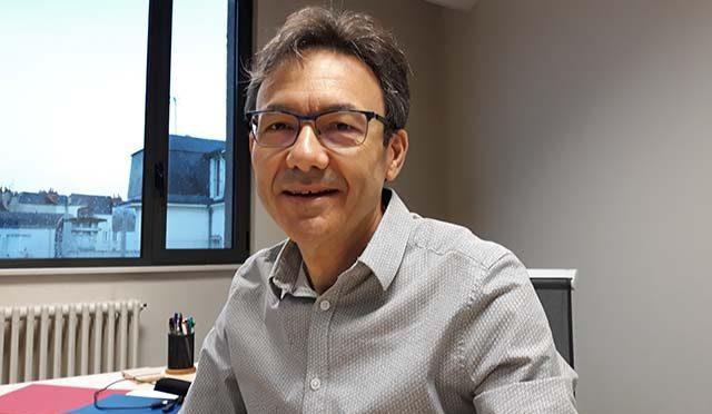 Portrait d'acteur public de Alain Crespin
