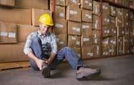 Les accidents du travail en baisse, sauf dans l'aide à la personne et l'intérim