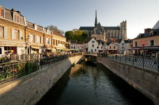 À Amiens, une université ouverte sur la ville a pris place dans l'ancienne citadelle
