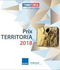 Prix TERRITORIA 2018