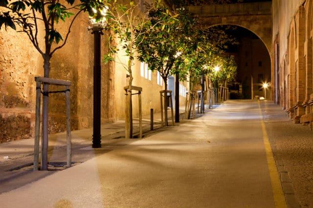 Éclairer la commune en préservant l'environnement nocturne