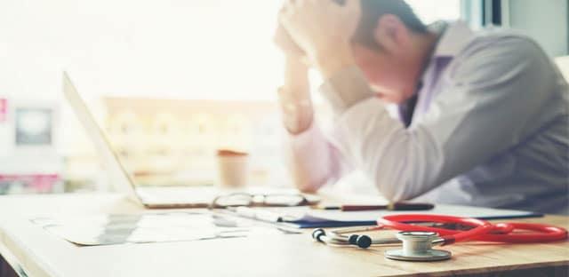 Vives inquiétudes sur la santé des professionnels de santé