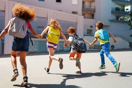 En Auvergne-Rhône-Alpes, promouvoir la santé à l'école