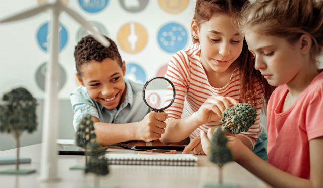 Le climat change, l'école tente de suivre