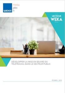 Développer la mise en œuvre du télétravail dans le secteur public