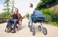 Être parent et handicapé: compliqué, mais pas impossible