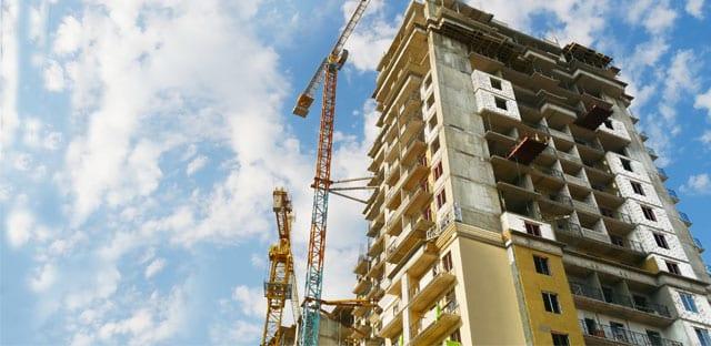La construction de logements toujours en baisse en janvier 2019, mais moins