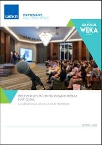 Relever les défis du Grand Débat National : mettre en œuvre la concertation et la médiation