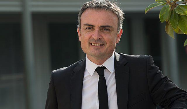 Éric Manoncourt, DGA Ressources humaines à Toulouse Métropole et à la ville de Toulouse