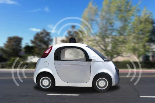 Véhicule autonome : gare à l'impact environnemental