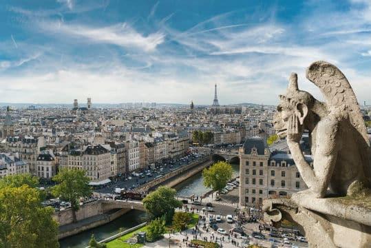 Incendie à Notre-Dame : les chantiers de rénovation, moment périlleux pour les monuments historiques
