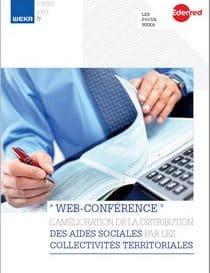 L'amélioration de la distribution des aides sociales par les collectivités territoriales