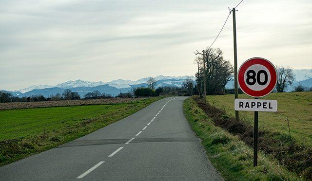 80 km/h : les départements veulent l'avis des professionnels de la sécurité routière