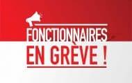 Fonctionnaires : mobilisation unitaire affichée, des défilés partout en France