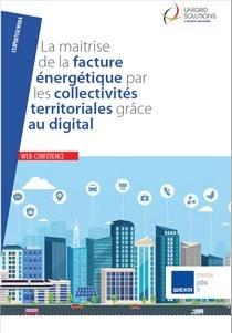 La maîtrise de la facture énergétique par les collectivités territoriales grâce au digital