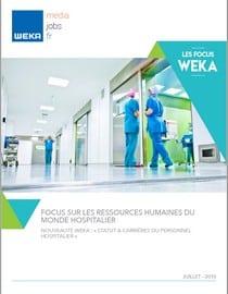 Focus sur les ressources humaines du monde hospitalier