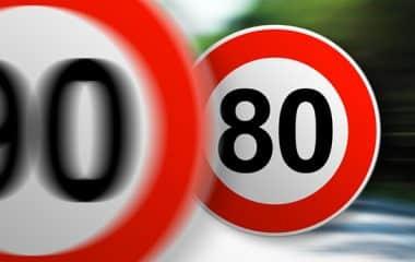 Le retour aux 90km/h sur les routes départementales : quels enjeux pour les élus ?