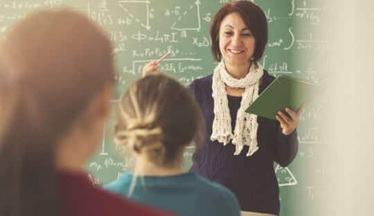 Les professeurs français aiment toujours leur métier