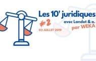 Les 10' juridiques avec Landot & associés #2 - Les Assises de l'eau