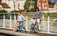 Favoriser les déplacements à vélo, comme à Strasbourg