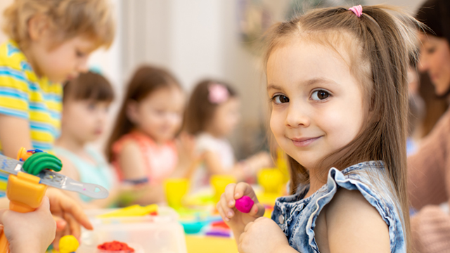 Le contrôle de l'obligation scolaire dans les jardins d'enfants