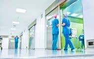 À l'hôpital, le salaire moyen en hausse de 1,3% en 2017