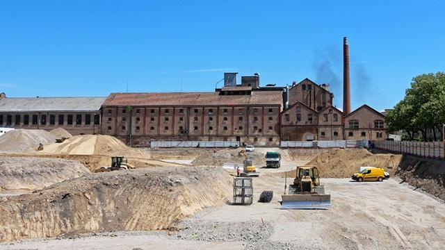 À Saint-Jean-de-la-Ruelle, une friche industrielle se transforme en quartier contemporain