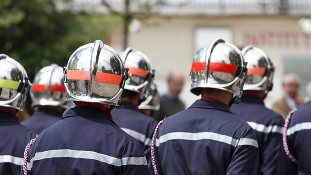 Des milliers de pompiers attendus pour une manifestation nationale mardi 15 octobre 2019 à Paris