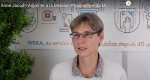 Interview de Anne Jacod - Adjointe à la Mission Prospective du MTES