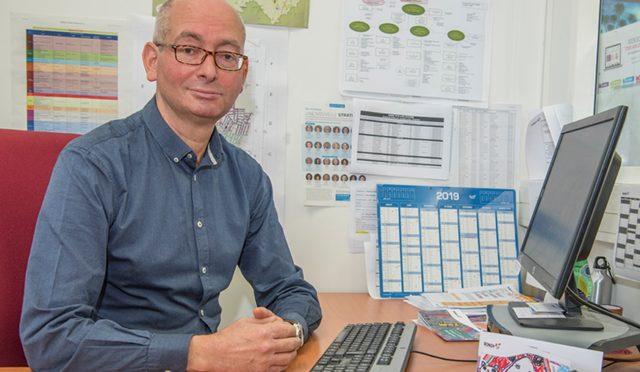 Brice Dayot, Directeur de l'éducation de la ville de Bondy