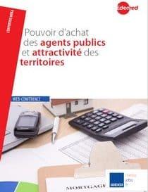 Pouvoir d'achat des agents publics et attractivité des territoires