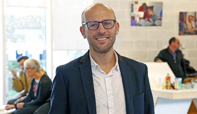 Florian Lavoyer, Directeur général adjoint à la Vie sociale de la ville de Bouguenais
