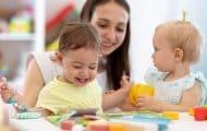 Garde d'enfants : plus de places en crèche, moins chez les assistantes maternelles