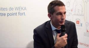 Interview de Cédric Leloup - Directeur national des ventes - Secteur Public chez Edenred France