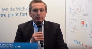 Interview de Christian Valentini - DGS de Saint-Palais-Sur-Mer