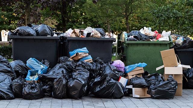L'Île-de-France peine à réduire ses déchets