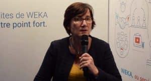 Pascale Belsœur-Bluteau - Chef du département communication et affaires publiques (UGAP)